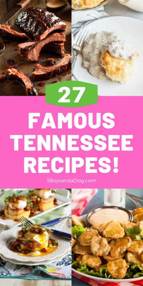 best foods to eat in tennessee