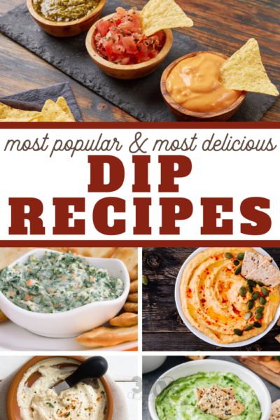 game day creamy dips