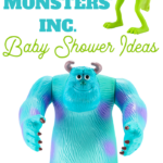 baby shower ideas for a disney monster's inc