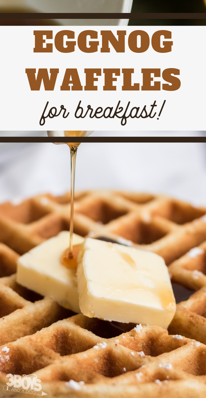 waffle recipe for christmas morning