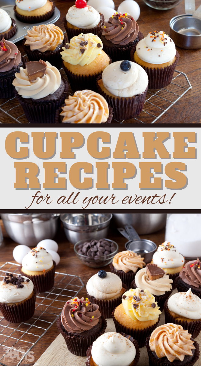 cupcake party recipes