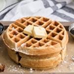 best eggnog waffles recipe