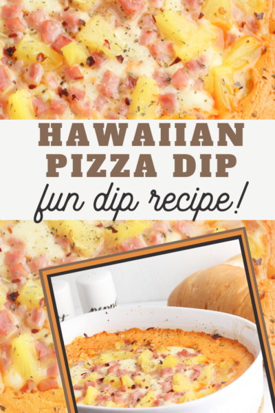 hawaiian pizza dip recipe