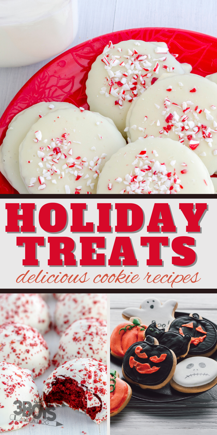 holiday party cookie recipes