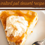 instant pot eggnog cheesecake recipe