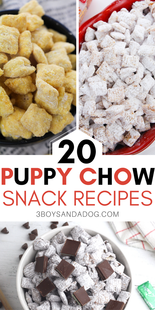 delicious monkey munch sweet snack recipes