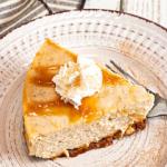 instant pot recipe of eggnog cheesecake