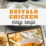 best buffalo chicken soup recipe