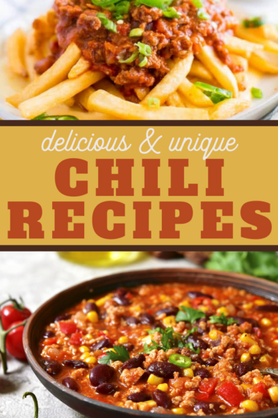 all the hearty chili recipes you will ever need