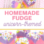 magical unicorn fudge