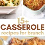 so many delicious breakfast casserole recipes