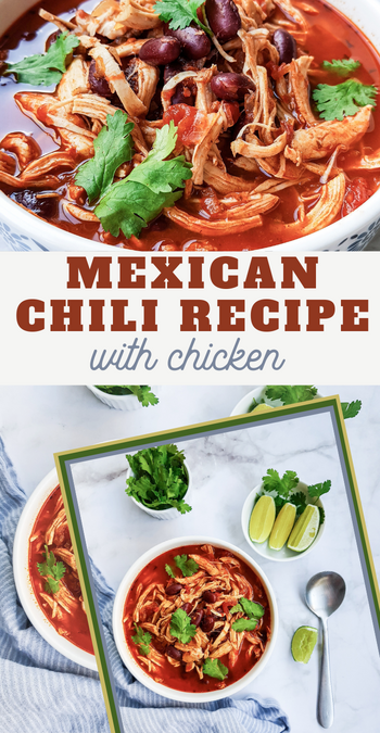 weight watchers chicken chili recipe