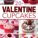 20 Valentine Cupcakes Everyone Will Love