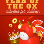 craft and printable ox activities for kids