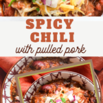 crockpot pork chili recipe