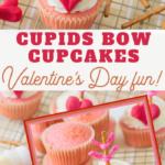 Cupids Bow Cupcakes Recipe