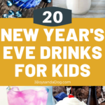 new years eve party drinks for kids