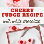 easy pink fudge recipe