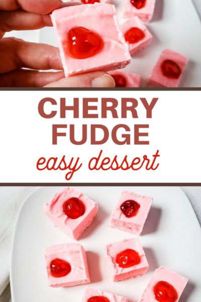 how to make pink fudge