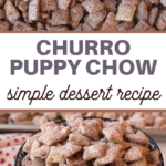 churro muddy buddy recipe