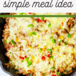 cheap potatoes and ground beef recipe