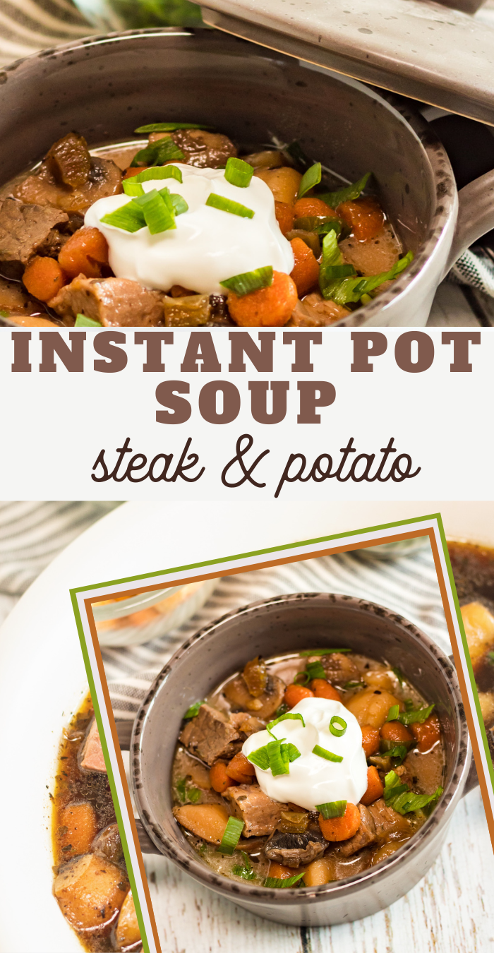 chunky steak and potatoes soup or stew recipe