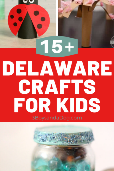 15 plus delaware state themed crafts for kids