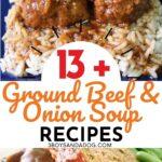 oniony ground beef recipes