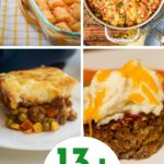 diced potatoes and browned ground beef recipes