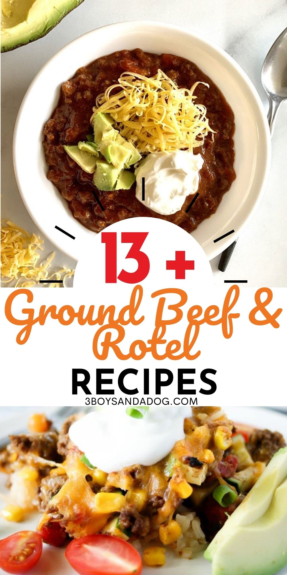 ground beef and rotel recipes