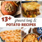 ground beef and potatoes recipes