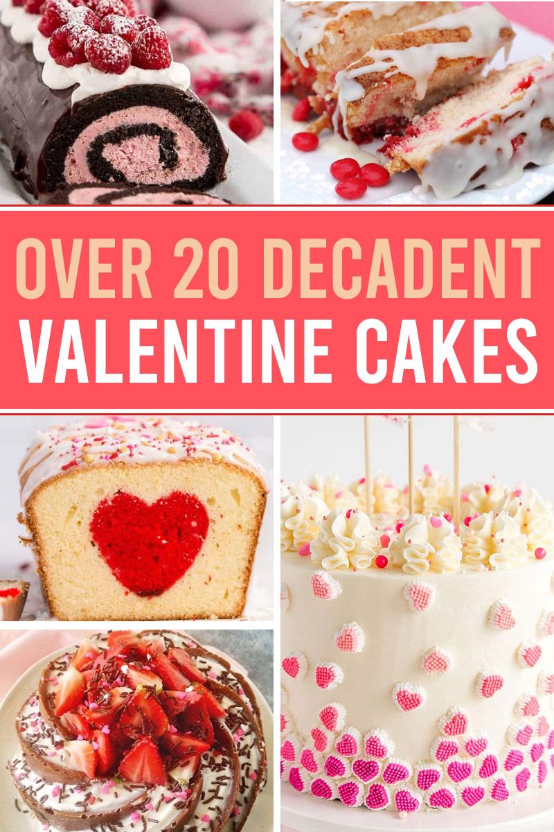 valentines day cake ideas