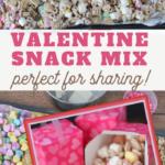 valentine snack mix recipe