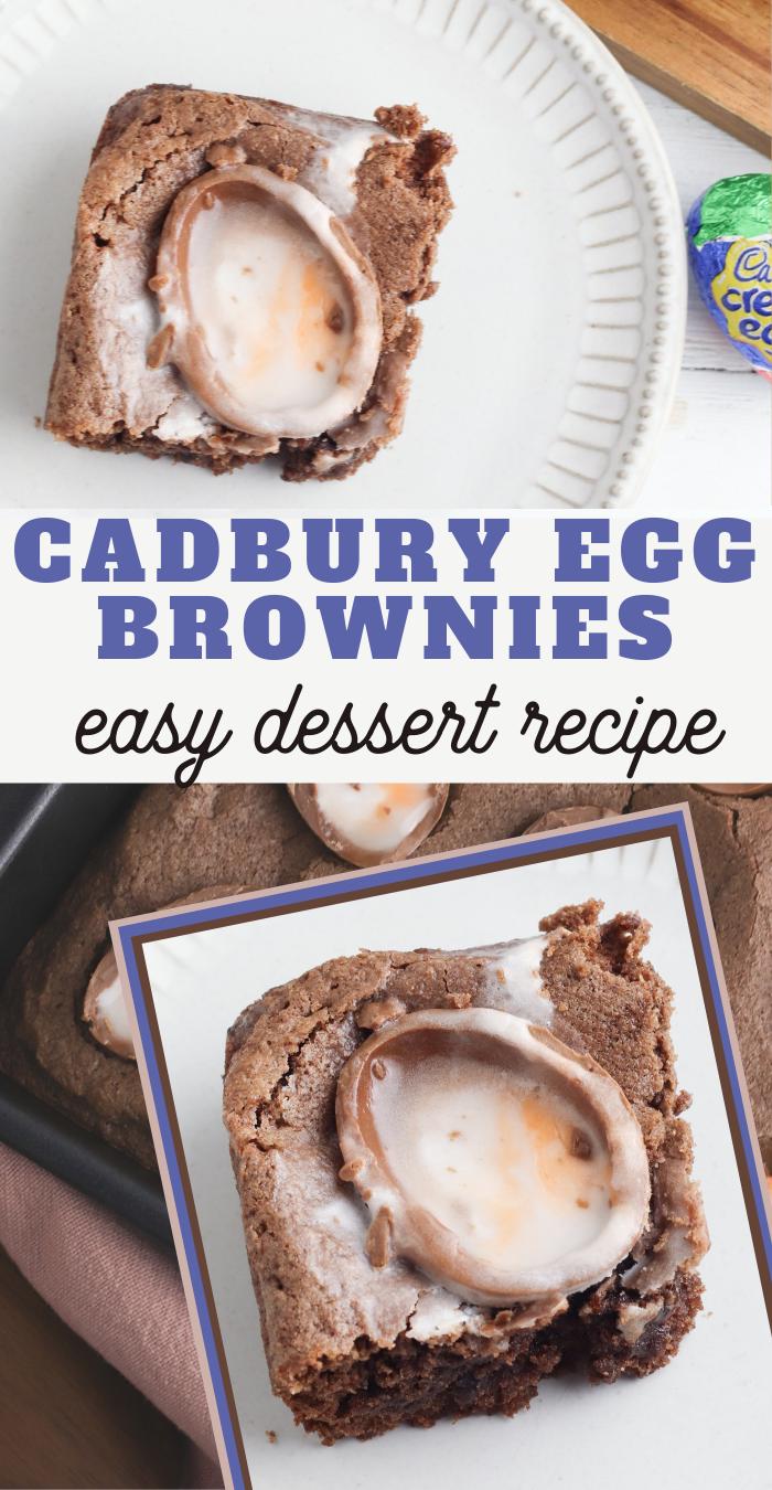 cadbury bunny approved brownie recipe