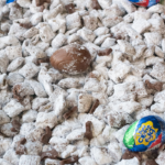 sweet muddy buddies recipe for easter