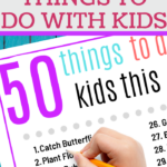 50 fun activities your family can do this spring