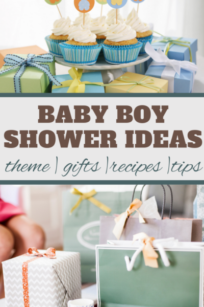baby boy theme baby shower ideas