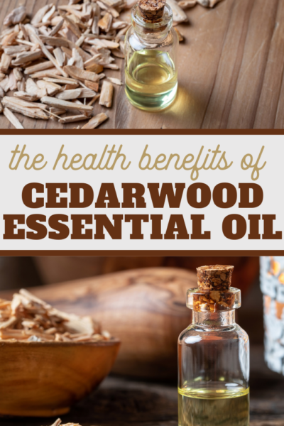 smart and healthful uses for cedarwood essential oil