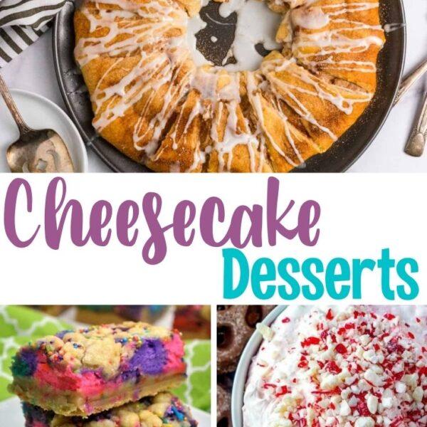 Delicious Cheesecake Dessert Recipes