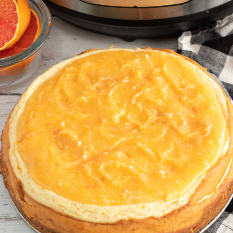 dreamsicle cheesecake recipe