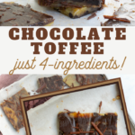 chocolate covered toffee recipe