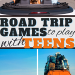games to play with older kids on your next road trip