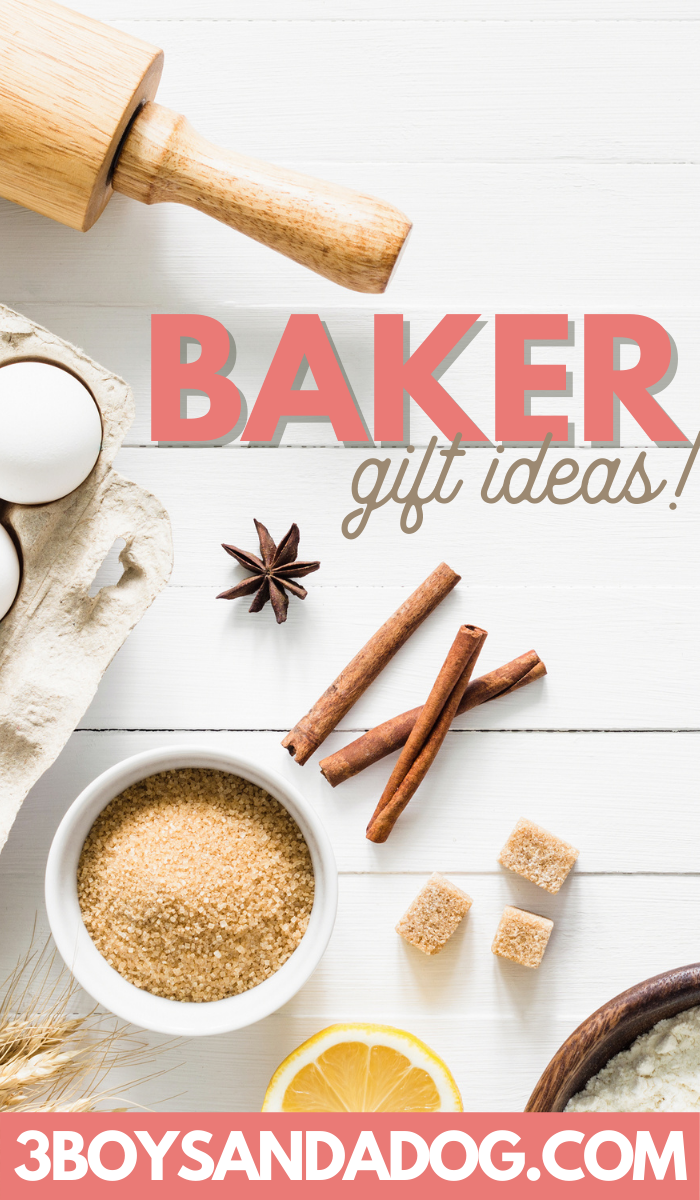 pastry chef gift ideas
