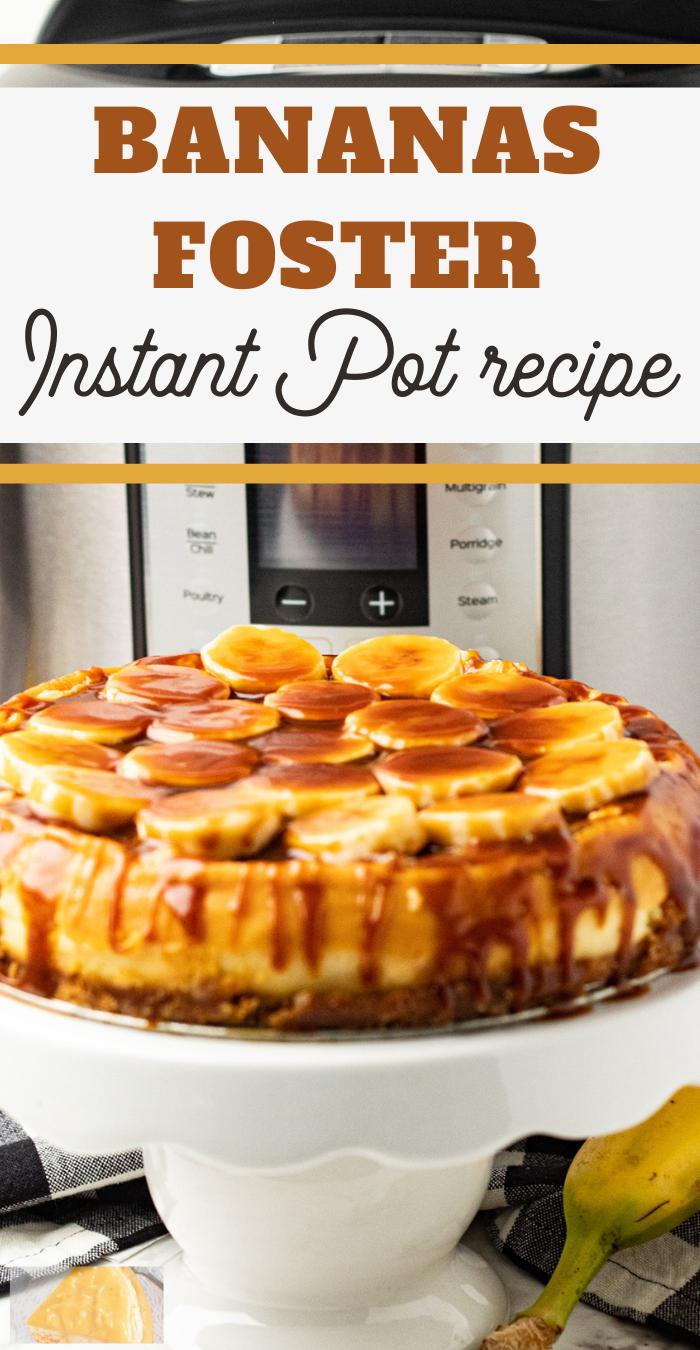 easy instant pot cheesecake recipe