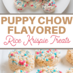 delicious coated cereal and powdered sugar recipe