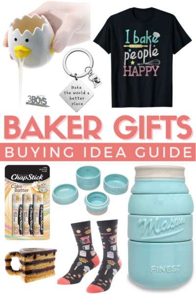 unique gift ideas for bakers