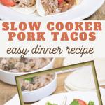 tacos made lighter by using pork