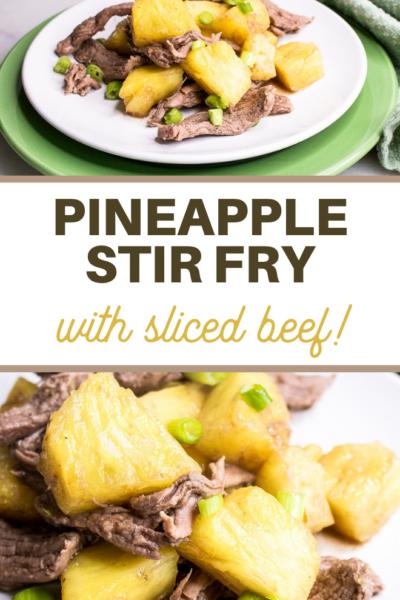 tropical stir fry recipe