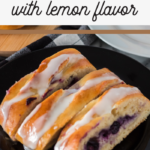 braided pastry with cream cheese filling