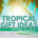 hawaiian beach or luau themed gift ideas for kids and adults gift ideas